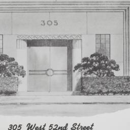 305 West 52nd Street