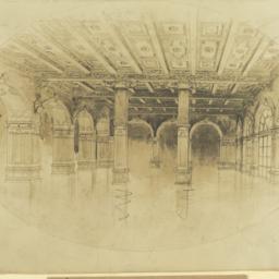 Fairmont Hotel, interior