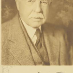 Photograph of George A. Pli...