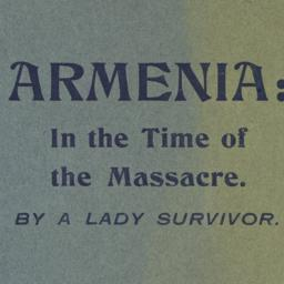 Armenia in the time of the ...