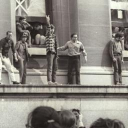 1968, Columbia in crisis