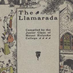 Llamarada, volume the sixth