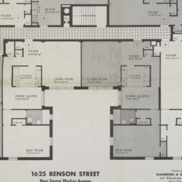 1625 Benson Street