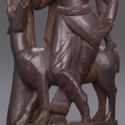Wooden Figurine Of Shahunto...