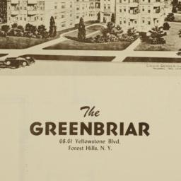 Greenbriar, 68-61 Yellowsto...
