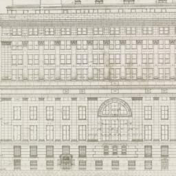 Exchange Place elevation. T...