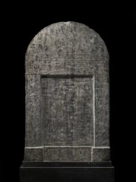 Mortuary Tablet, Front