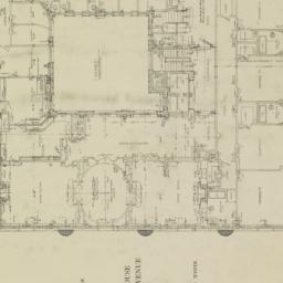 Third floor plan. Apartment...