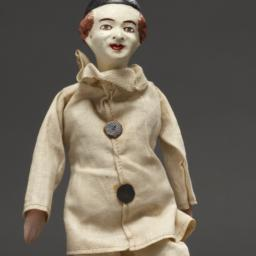 Marionette Of Red-headed Ma...