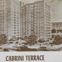 Cabrini  Terrace, 900 W. 19...