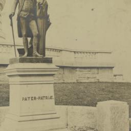 Houdon Statue