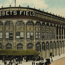 Ebbet's Field, Brooklyn, N. Y.