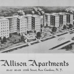 Allison Apartments, 81-10 1...