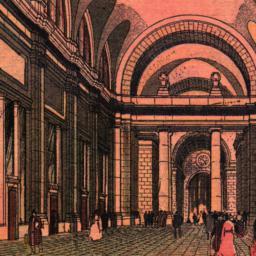 Arcade Penn R.R. Station N....