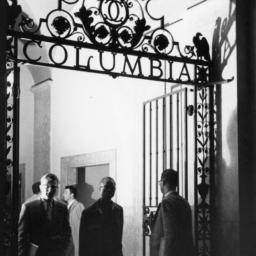 """Columbia"" Gate"