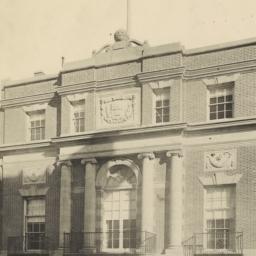 Harvard Club-House, West Fo...