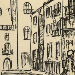 Minetta Street in Greenwich...