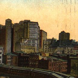 Coenties Slip, New York