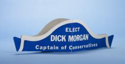 Elect Dick Morgan Captain of Conservatives