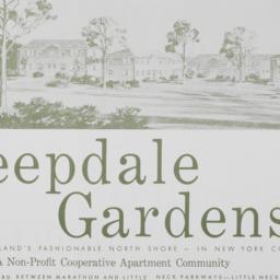 Deepdale Gardens, Horace Ha...