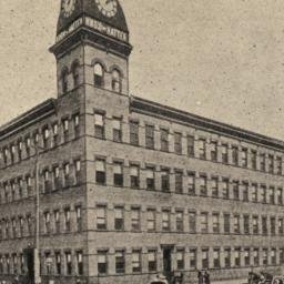 Knox Hat Factory, St. Marks...