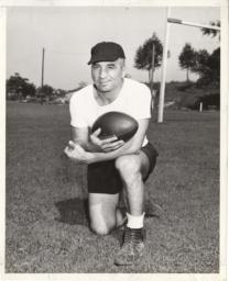 """Coach Aldo T. """"Buff"""" Donelli"""