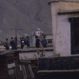 Color slides of Tibetan dem...