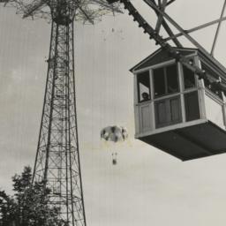 Steeplechase Park: Parachut...