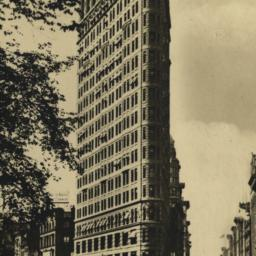 [Flatiron Building, New Yor...