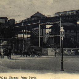 """L"" Station 110th Street, N..."