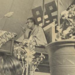 14th Dalai Lama addressing ...