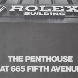 Rolex Building, 665 Fifth A...