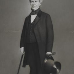 Portrait of Charles Anthon ...