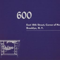 600 East 18th Street, Corne...
