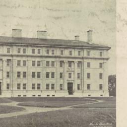 Gould Dormitory, University...