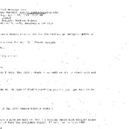 Correspondence, 2004-04-12....