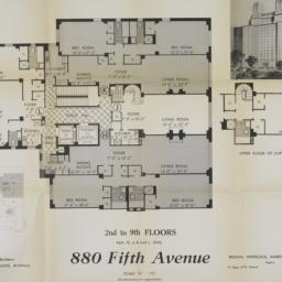 880 Fifth Avenue, 2nd To 9t...