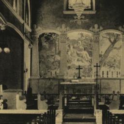 Interior - St Edmund's Epis...