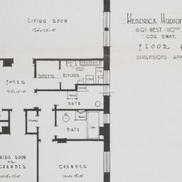 Hendrik Hudson Apantments, ...
