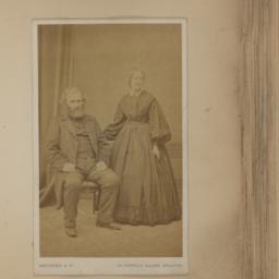 John Robertson & His New Wife
