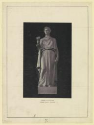 Greek sculpture. Herbert Adams: sculptor