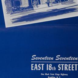 1717 E. 18 Street, Seventee...