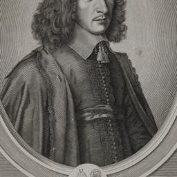 Portrait of François Molé (...