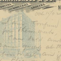 Austin, Nichols & Co. postcard