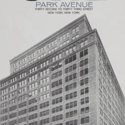 1 Park Avenue, One Park Avenue
