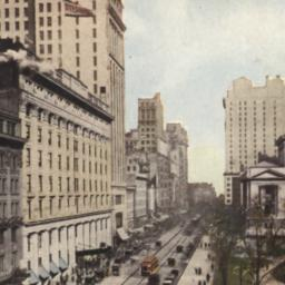 42nd Street, Showing Bryant...