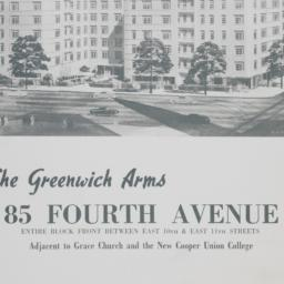 The     Greenwich Arms, 85 ...