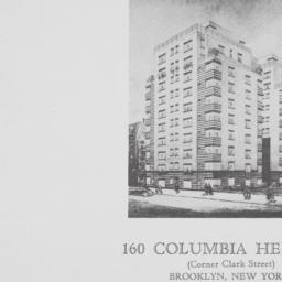 160 Columbia Heights