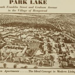 Park Lake, South Franklin S...
