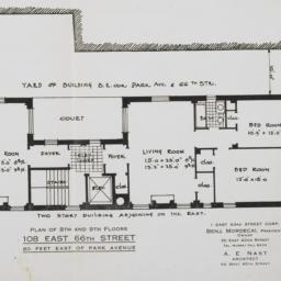 108 E. 66 Street, Plan Of 8...